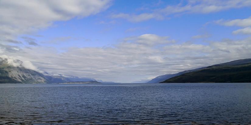 Norska fjordar